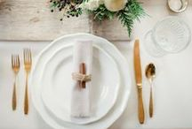 In Your Place / Place setting perfection...