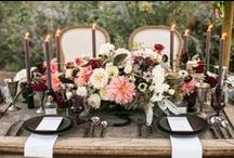 Centerpieces Worth Celebrating / Floral arrangements arranged to perfection!