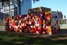 installation around world