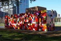installation around world / by Giò A.