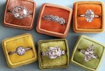 Stellar Stones / Beautiful rings, gems, and baubles!