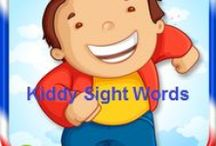Sight Words activities for kids