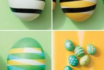 Easter eggs / by Victoria Courtright