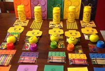 Thème: Lego party