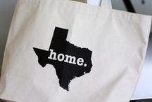 Welcome Y'all! / Welcome bags that give your guests a glimpse of all the fun they will have on your wedding weekend!