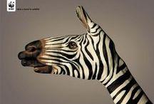 Ciekawe kreacje reklamowe / Reklamy, które musisz poznać! Świetny design, fajne pomysły - to inspiruje...