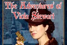 "Doctor Jack & Other Tales: The Adventures of Viola Stewart #1 / Inspirations and photos for The Adventures of Viola Stewart. An independent Oculist (optician/ optometrist) who has a penchant for detectiving. But peril lurks in the gaslit streets.""   The Adventures of Viola Stewart:Three Short Stories Now available at Amazon and Smashwords - #1 The Day of the Dirigible / #2 An Eye for Detail / #3 The Magic Lantern.  Coming Soon: #4 Doctor Jack (novella)"