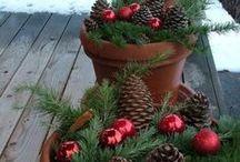 Vánoce / christmas handmade