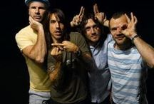 Red Hot Chili Peppers / Anthony Kiedis, John Frusciante, RHCP.