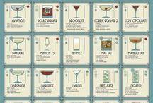DRINKS • MÍCHANÉ NÁPOJE • KOKTEJLY • DRINKY • COCKTAIL / Hledáte recepty na koktejly a míchané nápoje? Pak jste tu správně! Koktejly - Barmanův průvodce od A do Z. Úžasné koktejly, které zvládnete i doma! Průvodce barem. Databáze míchaných nápojů. Průvodce světem koktejlů. Koktejl - Cocktail je nápoj vzniklý smícháním několika různých nápojových surovin.