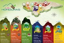 HONDURAS COFFEE ✾ KÁVA HONDURAS / Pěstování a sběr kávy v Hondurasu. Káva Hondurasu je opravdu jedinečná a specifická! Honduras je země ve které jsou výborné podmínky pro pěstování kávových stromků nebo kávových keřů.