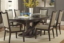 Dining Room Furniture / Here you'll find products and information about #Dining Room #Furniture - Wayside Furniture - #Akron, #Cleveland, #Canton, #Medina, #Ohio Dining Room Furniture Store: http://www.wayside-furniture.com/diningroom.aspx