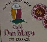 COSTA RICA COFFEE ✿ / Cafetales de Costa Rica
