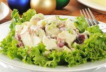 Ensaladas-gazpachos-sopas frias