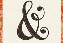 Ampersands / by Gloria Roubal