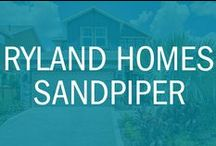NEW Ryland Homes: Sandpiper
