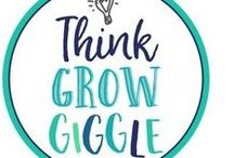 ***   Think Grow Giggle / High interest lessons and activities to challenge and engage all of your students.