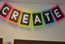 Fun Classroom Ideas / These fun ideas are on my list of things to implement in my classroom.