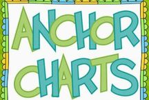 Anchor Charts / These works of art are an educational way to decorate your classroom and help students remember what you have taught them.