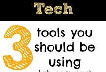 Tech Tips For the Classroom / Technology ideas for the classroom for both you and your students.