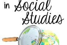 Upper Elementary Social Studies / All things social studies! Different topics for social studies learning in your classroom.