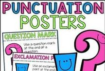 Grammar Ideas and Lessons / Engaging grammar activities that are perfect for any classroom.