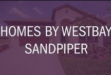 NEW Homes by WestBay- Sandpiper