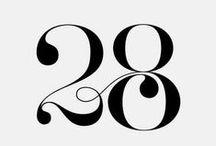 Numbers / by Gloria Roubal
