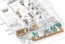 COFFEE SHOP FLOR PLAN ☕ Projekty pražíren kávy, kaváren, cukráren, restaurace a barů. / PROJEKTOVÁNÍ GASTRO PROVOZŮ. Přehled projektů kaváren, pražíren kávy, cukráren, restaurace a barů, čajovny.  Projektová dokumentace splňuje požadavky na účelové a stavebně technické řešení staveb v souladu s vyhláškou MMR č. 268/2009 Sb., o technických požadavcích na stavby.   Předpisy a normy: Vyhláška č. 62/2013 Sb., kterou se mění vyhláška č. 499/2006 Sb., o dokumentaci staveb. Vyhláška MMR č. 268/2009 Sb., Vyhl. MMR č. 398/2009 Sb., o technických požadavcích na stavby. ČSN734108, ČSN730532.