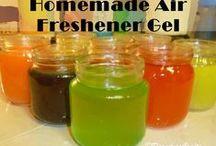 Diy Homedecor and fragrances