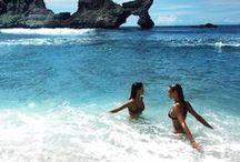 ocean / My happy place.