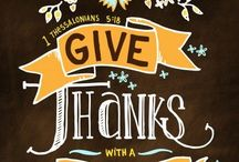 Thanksgiving Ideas for Teachers / Thanksgiving and autumn ideas for school and home!