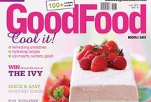 Good Food Middle East ✨ / Food news, chef interviews, what's new in the shops, gadgets, tips, giveaways and competitions – you'll find it all in Good Food Middle East, the magazine is full of beautiful photography and engaging features that showcase the best culinary experiences this region has to offer.