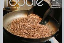 Foodie ❖ / Más de 1000 recetas originales realizadas por los mejores cocineros del Río de la Plata, Sudamérica y resto del mundo.