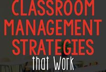 Classroom Management / Strategies and ideas to manage your classroom effectively.