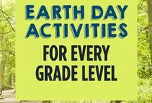 Science: Earth Day and Conservation / Activities and lessons to teach our students about Earth Day and conservation.