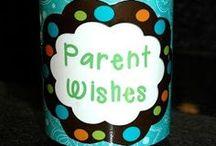 Parent Teacher Conferences / Ideas and printables to help you have a successful parent teacher conference season!