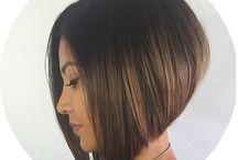 Short haircut / #haircut #bobcut #bob #short #girl