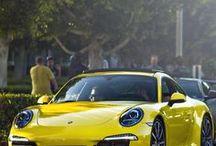 """Porsche """" Voiture de toujours """" / Porsche plus qu'une marque une autre façon de conduire."""