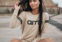 AIM'N | STREETWEAR / aim'n X causal – A fusion between fashion & sportswear, and the next big step to fulfill our dream!