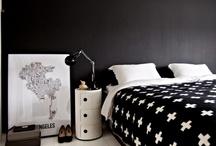 BEDROOM / Inspiratie... voor in de slaapkamer