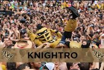 Knightro / Keep up with your favorite college football mascot!