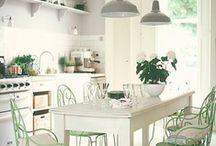 DINING ROOM / Inspiratie... voor in de eetkamer