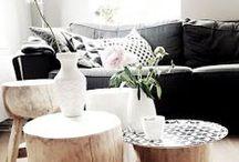 LIVING / Inspiratie... voor in de woonkamer
