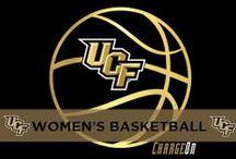 Women's Basketball / Shots of the UCF Women's Basketball team.