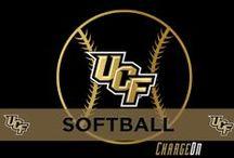 Softball / Shots of the UCF Softball team.
