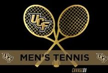 Men's Tennis / Shots of the UCF Men's tennis team. / by UCF Knights