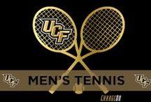 Men's Tennis / Shots of the UCF Men's tennis team.