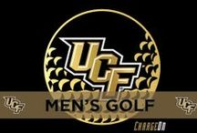 Men's Golf / Shots of the UCF Men's Golf team. / by UCF Knights