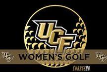 Women's Golf / Shots of the UCF Women's golf team.
